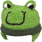 Child's Frog Hat from Footsie 100 Ltd