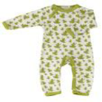 Frog Romper Suit by Organics for Kids, buy from us!