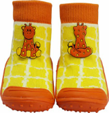 Giraffe Front & Back BabyShocks from Footsie 100 Ltd & Bical