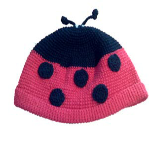 Lady Bird Hat from Footsie 100 Ltd