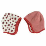 Reversible Ladybird Hats from bical socks