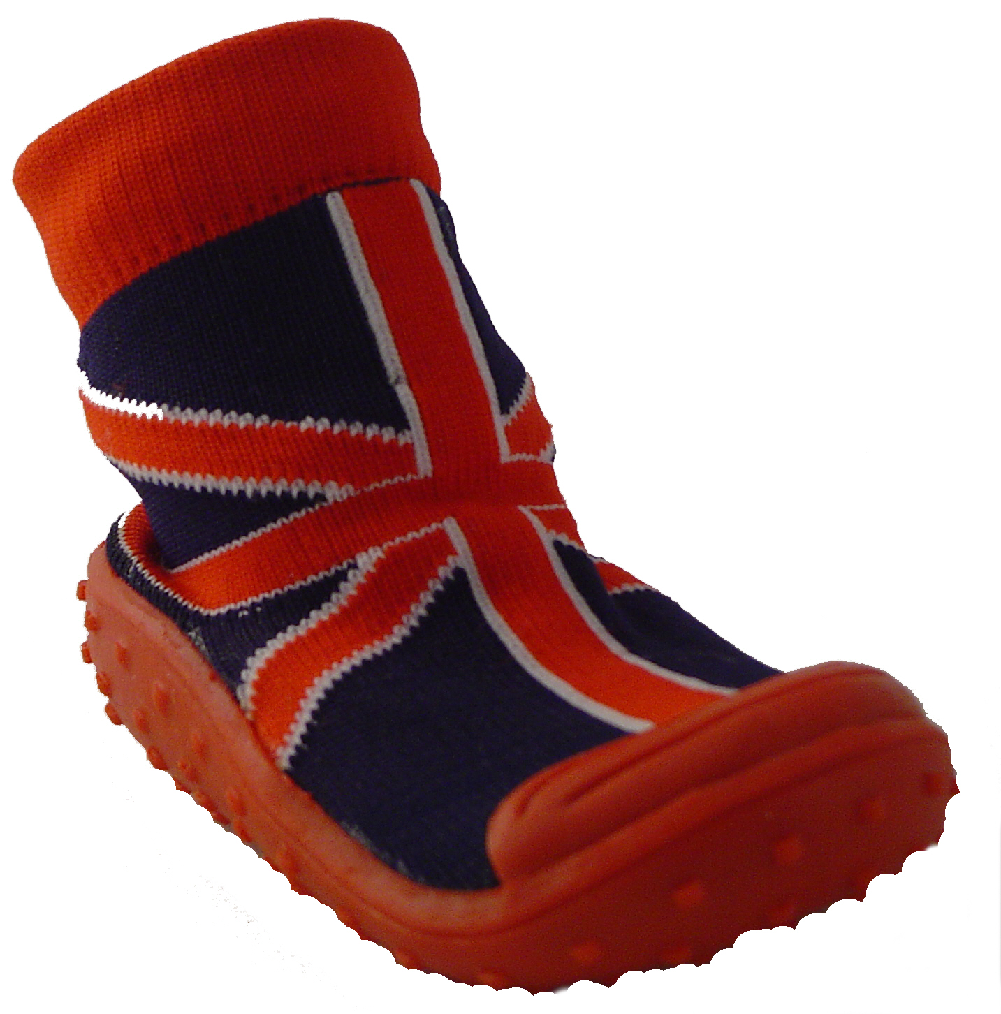 Union Jack BabyShocks from Bical & Footsie 100 Ltd